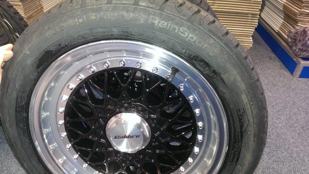 Sports alloy wheels Newcastle